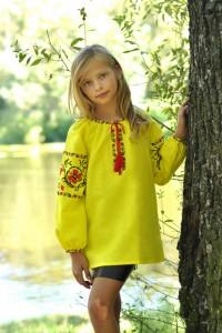 Туника детская для девочки